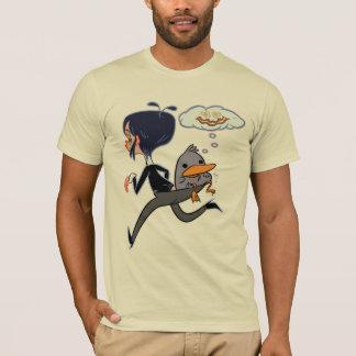 Maude And Dumb Dumb Duck Carry On T-Shirt