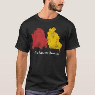Mauerfall - Wir hassen Grenzen T-Shirt
