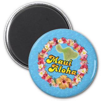 Maui Aloha Magnet