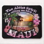 Maui Aloha Spirit Mousepads