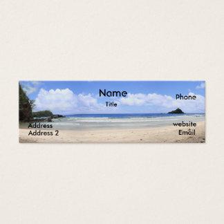 Maui Beach - Koki, Hana Business Card