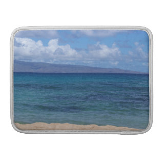 Maui Beach Macbook Sleeve