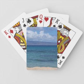Maui Beach Playing Cards