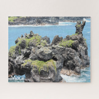 Maui Coastline Puzzle
