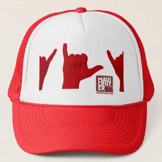 Maui Cruzer Shaka Trucker Trucker Hat