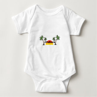 Maui Hawaii Baby Bodysuit