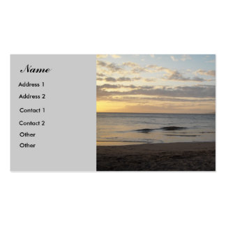 Maui, Hawaii Pack Of Standard Business Cards