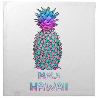 Maui Hawaii Pineapple Napkin