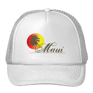 Maui Hawaii Souvenir Hats