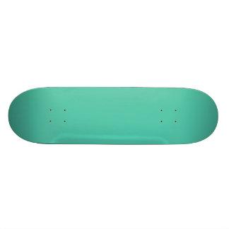 Maui Mint Green Seafoam Skate Deck