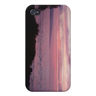 Maui Sunset iPhone 4 Cases