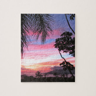 Maui sunset jigsaw puzzle