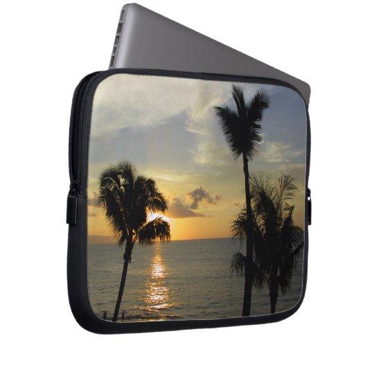 Maui Sunset Laptop Sleeve