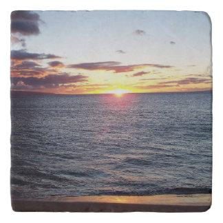 Maui Sunset Trivet