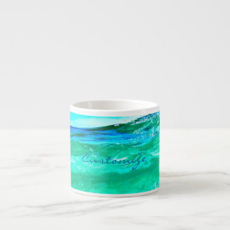 Maui waves Thunder_Cove blue/green Espresso Cup