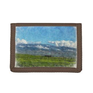 Mauna Kea Tri-fold Wallet