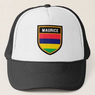 Maurice Flag Trucker Hat