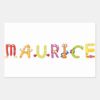 Maurice Sticker