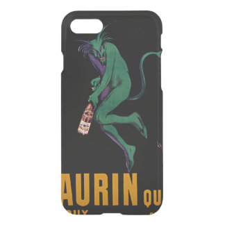 Maurin Quina Green Devil by Cappiello iPhone 7 Case