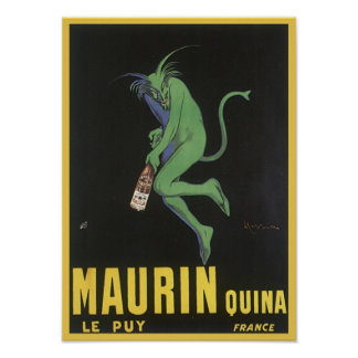 Maurin Quina Poster