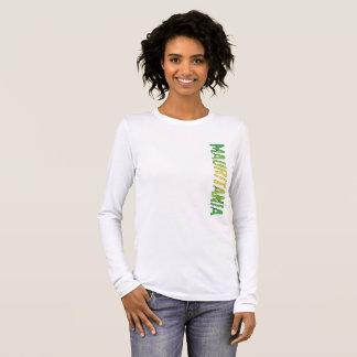 Mauritania Long Sleeve T-Shirt