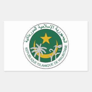 Mauritania National Seal
