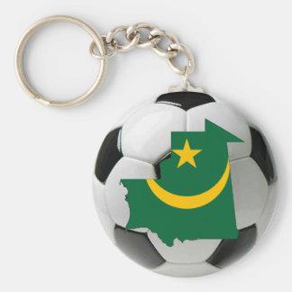 Mauritania national team key chains