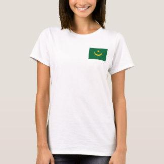 Mauritania National World Flag T-Shirt