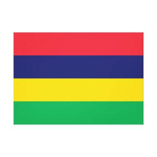 Mauritius Canvas Print