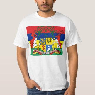 Mauritius. Couler nu leker T-Shirt