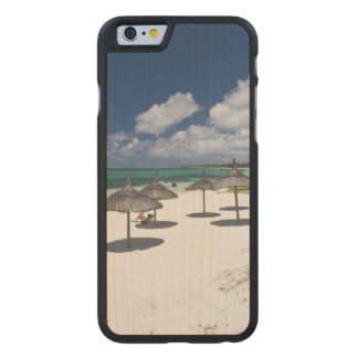 Mauritius, Eastern Mauritius, Belle Mare, Carved® Maple iPhone 6 Case