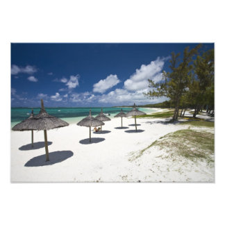 Mauritius, Eastern Mauritius, Belle Mare, Photographic Print