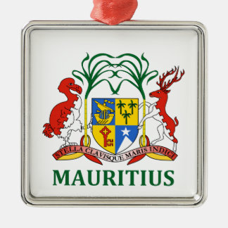 mauritius - emblem/flag/coat of arms/symbol metal ornament
