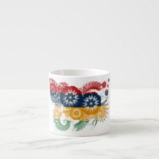 Mauritius Flag Espresso Cup