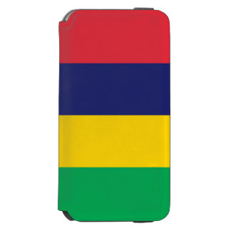 Mauritius Flag Incipio Watson™ iPhone 6 Wallet Case