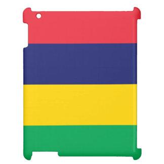 Mauritius Flag iPad Case