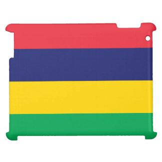 Mauritius Flag iPad Cases