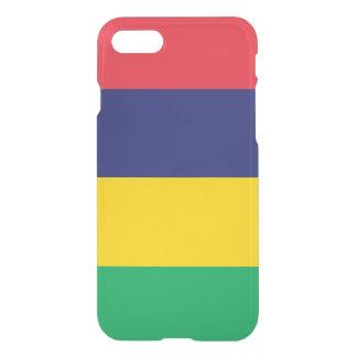 Mauritius Flag iPhone 8/7 Case