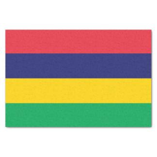 Mauritius Flag Tissue Paper