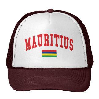 MAURITIUS MESH HATS