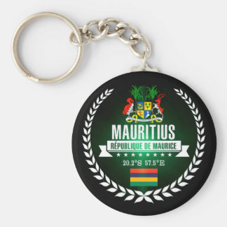 Mauritius Key Ring
