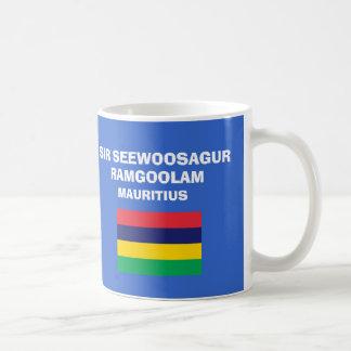 Mauritius* MRU International Airport Coffee Mug