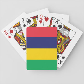 Mauritius Playing Cards