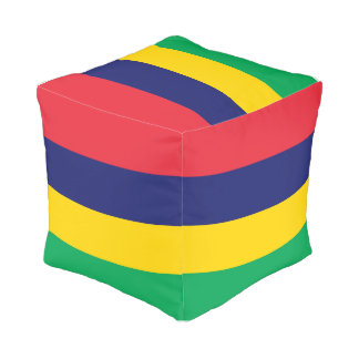 Mauritius Pouf