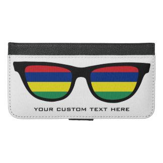 Mauritius Shades custom wallet cases