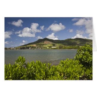 Mauritius, Southern Mauritius, Grand Sable, Card