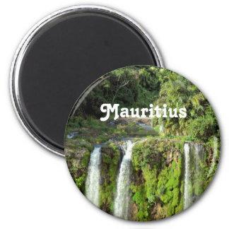 Mauritius Waterfalls Magnet