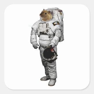 Maus Astronaut Sticker