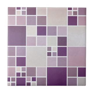 Mauve Mosaic Pattern Kitchen Bathroom Tile