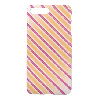Mauve Waves iPhone 7 Plus Case